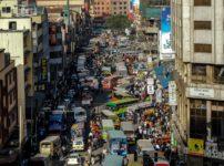 Strada a Nairobi, Kenya